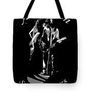 Aerosmith In Spokane 1b Tote Bag