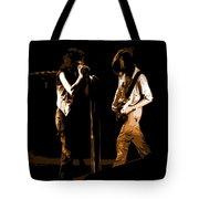 Aerosmith In Spokane 29b Tote Bag