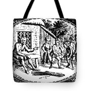 Aesop: Father & His Sons Tote Bag by Granger