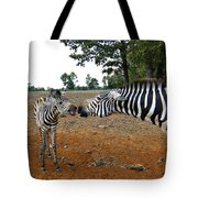 Affectionate Mother Tote Bag