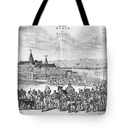 Africa: Benin City, 1686 Tote Bag