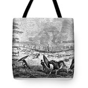 Africa: Hunting Tote Bag