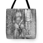 Africa: Makololo Chief Tote Bag