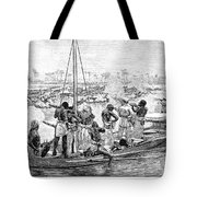 Africa: Pirates Tote Bag