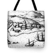 Africa: Portuguese Fort Tote Bag