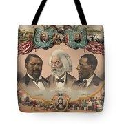 African Americans, C1881 Tote Bag