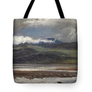After Rain Tote Bag by Henry Moore