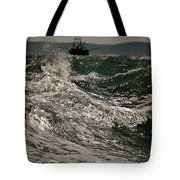 After The Hurricane Cape Cod Tote Bag