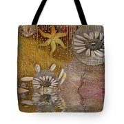 After The Rain Under The Star Tote Bag