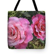 After The Summer Rain Watercolor Tote Bag