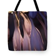 Afterglow Of Hosta Tote Bag
