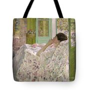 Afternoon - Yellow Room Tote Bag