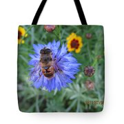 Afternoon Feeding Tote Bag