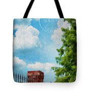 Afternoon In Paris Tote Bag