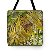 Afternoon Sunflower Tote Bag