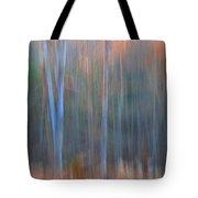 Afternoon Trees Tote Bag