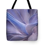 Agave Abstract In Lilac Tote Bag