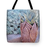 Agave Blues Tote Bag