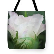 Agriculture - Cotton Bloom Tote Bag