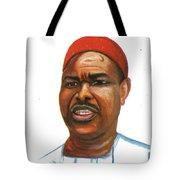 Ahmadou Ahidjo Tote Bag