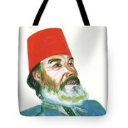 Ahmed Messali Hadj Tote Bag
