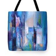 Air And Water Tote Bag