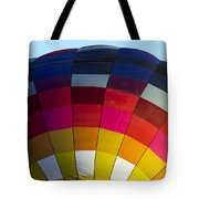 Air Balloon 1554 Tote Bag
