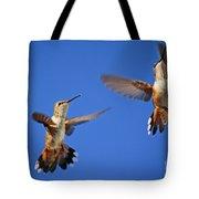 Air Dance Tote Bag