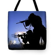 Air Force Security Forces Personnel Tote Bag