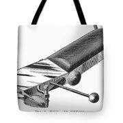 Airbrush, 1886 Tote Bag
