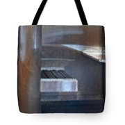 Airport Cubical Tote Bag