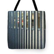 Airport Jetway Tote Bag