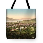 Aix France Tote Bag by International  Images