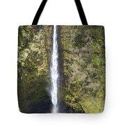Akaka Falls Iv Tote Bag