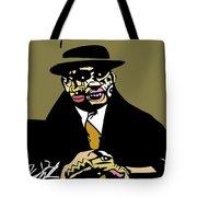 Al Capone Full Color Tote Bag