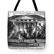 Alabama: Emerson College Tote Bag
