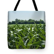Alabama Field Corn Crop Tote Bag