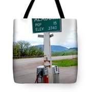 Aladdin Wyoming Tote Bag by Susanne Van Hulst