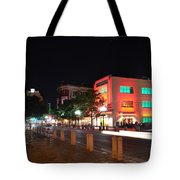Alamo Plaza Tote Bag