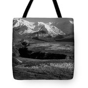 Alaska Valley Tote Bag
