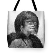 Alaska: Woman, C1784 Tote Bag