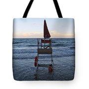 Alassio Sunset Facing East Tote Bag