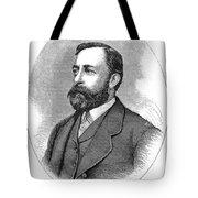 Albert Bierstadt (1830-1902) Tote Bag