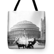 Albert Hall In London - England - C 1904 Tote Bag