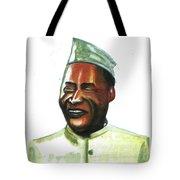 Albert John Luthuli Tote Bag