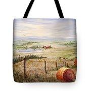 Alberta Foothills Tote Bag