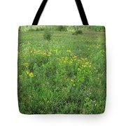 Alberta Summer Meadow Tote Bag
