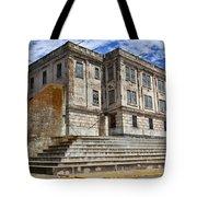 Alcatraz Cellhouse  Tote Bag