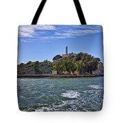 Alcatraz Island San Francisco Tote Bag