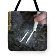 Alcohol And Cocaine Tote Bag